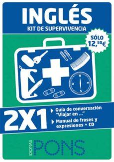 Encuentroelemadrid.es Kit De Supervivencia. Ingles Image