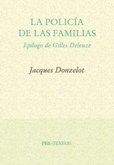 Chapultepecuno.mx La Policia De Las Familias (2ª Ed.) Image