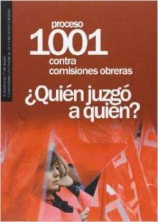 Lofficielhommes.es Proceso 1001: Contra Comisiones Obreras Image