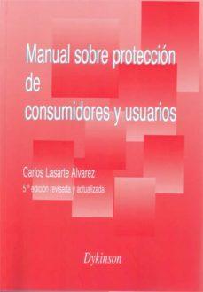 Trailab.it Manual Sobre Proteccion De Consumidores Y Usuarios (5ª Ed. Rev. Y Act.) Image