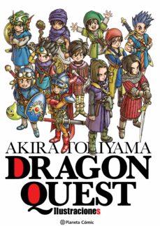 Permacultivo.es Dragon Quest Akira Toriyama Ilustraciones Image