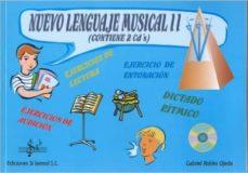 nuevo lenguaje musical ii-9788492530557