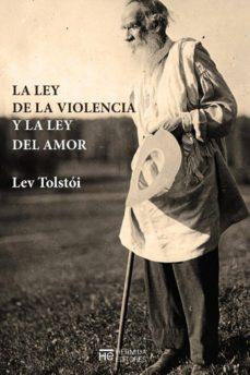 Javiercoterillo.es La Ley Del Amor Y La Ley De La Violencia Image
