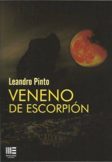 Libro de descarga de Scribd VENENO DE ESCORPION de LEANDRO PINTO 9788494951657