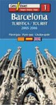 Permacultivo.es Barcelona (Plano-guia) Turistica/tourist 2005-2006 (Ed. Multiling ÜE Castellano-catalan-ingles) Image