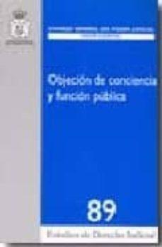 OBJECION DE CONCIENCIA Y FUNCION PUBLICA - IGNACIO SANCHO GARGALLO | Triangledh.org