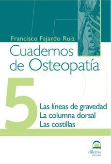Descargas de libros gratis para ipad CUADERNOS DE OSTEOPATIA - TOMO 5. 9788498270457 CHM ePub (Spanish Edition)