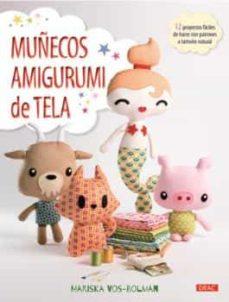 Ebook para descargar gratis ooad MUÑECOS AMIGURUMI DE TELA 9788498745757