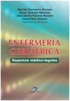 Valentifaineros20015.es Enfermeria Geriatrica: Aspectos Medico-legales Image