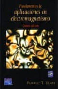 Debatecd.mx Fundamentos De Aplicaciones En Electromagnetismo Image