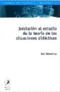 Elmonolitodigital.es Iniciacion Al Estudio De La Teoria De Las Situaciones Didacticas Image