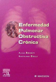 ENFERMEDAD PULMONAR OBSTRUCTIVA CRÓNICA - ÀLVAR AGUSTÍ. BARTOLOMÉ CELLI. | Adahalicante.org