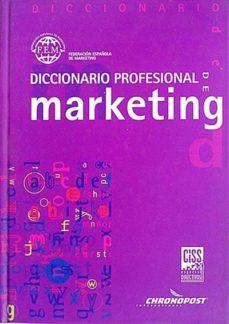 Vinisenzatrucco.it Diccionario Profesional De Marketing Image