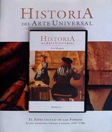 HISTORIA DEL ARTE UNIVERSAL. ARS MAGNA VIII - VVAA   Triangledh.org