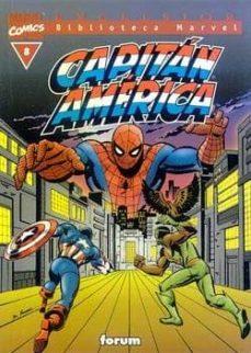 Elmonolitodigital.es Capitan America Nº 8 (Biblioteca Marvel) Image