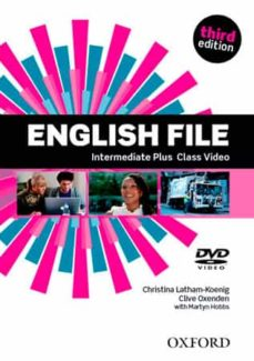 english file third edition intermediate plus class dvd-9780194558167