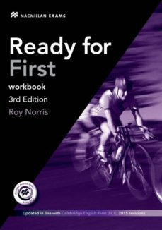 Descarga gratuita de nuevos libros. READY FOR FIRST WORKBOOK (W/O KEY) + AUDIO CD PACK