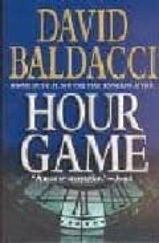 hour game-david baldacci-9780446693967