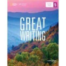 Descargar mp3 gratis audiolibro GREAT WRITING 5 ALUMNO 9781285194967