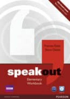 speakout elementary workbook no key with audio cd pack-richard j. leider-9781408259467