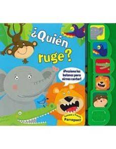 Lofficielhommes.es ¿Quien Ruge? (Libro Sonoro) Image
