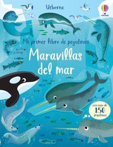Inmaswan.es Maravillas Del Mar. Mi Pequeño Libro De Pegatinas Image