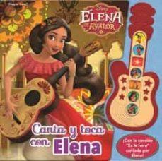 la guitarra de elena de avalor-9781503737167