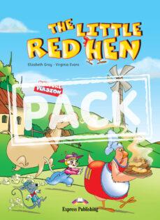 Descargar ebook gratis android THE LITTLE RED HEN SET + CD/DVD de GRAY/EVANS 9781849741767