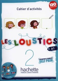 Epub ibooks descargas LES LOUSTICS A1.2 EJERCICIOS+CD 9782011559067 FB2