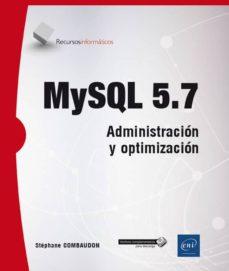 Geekmag.es Mysql 5.7: Administracion Y Optimizacion Image