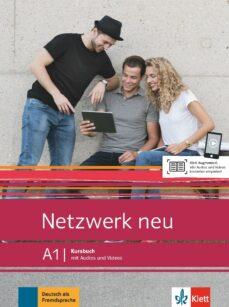 Libros descargables de amazon para ipad. NETZWERK NEU A1 LIBRO ALUMNO + AUDIO + VID
