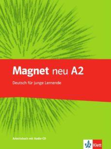 Descarga gratuita de libros de Google versión completa. MAGNET NEU A2 EJERCICIOS+CD 9783126760867