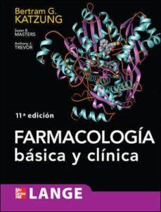 Geekmag.es Farmacologia Basica Y Clinica (11ª Edicion) Image