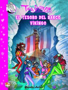 (pe) comic tea stilton 3: el tesoro del barco vikingo-tea stilton-9788408100867