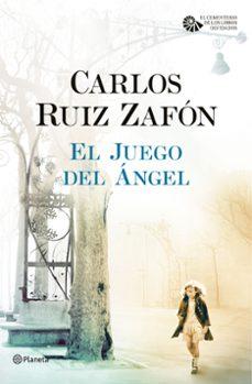 Descargar el foro en línea de libros electrónicos EL JUEGO DEL ANGEL (SERIE EL CEMENTERIO DE LOS LIBROS OLVIDADOS 2 )