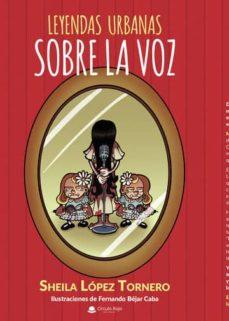 leyendas urbanas sobre la voz (ebook)-9788413170367