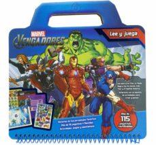 Inmaswan.es Los Vengadores: Lee Y Juega Image