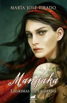 (pe) mangaka: lagrimas en la arena-maria jose tirado-9788415420767
