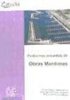 Audio libros descargar mp3 gratis PROBLEMAS RESUELTOS DE OBRAS MARITIMAS  (Literatura española) de VICENTE NEGRO VALDECANTOS; JOS� SANTOS L�PEZ GUTI�RREZ; M� DOLORES ESTEBAN P�REZ 9788415452867