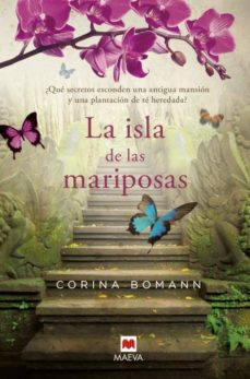 Descargas de libros gratis mp3 LA ISLA DE LAS MARIPOSAS PDF DJVU de CORINA BOMANN