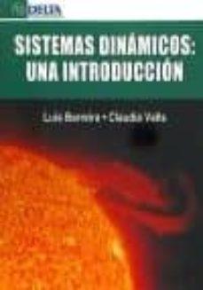 sistemas dinámicos: una introducción-9788415581567
