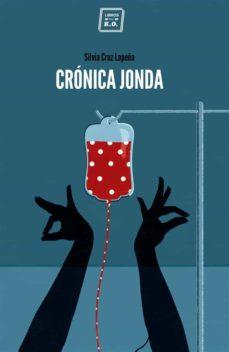crónica jonda (ebook)-silvia cruz lapeña-9788416001767