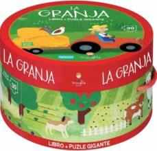 Eldeportedealbacete.es Caja Redonda La Granja - 2020. Libro+puzzle Gigante Image