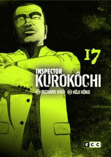 INSPECTOR KUROKOCHI NÚM. 17 - TAKASHI NAGASAKI   Triangledh.org