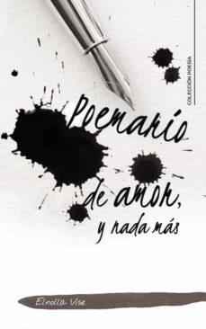 (I.B.D.) POEMARIO DE AMOR, Y NADA MAS - ELNOLLA VISE   Adahalicante.org