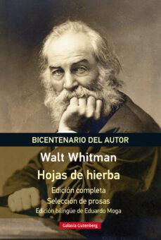 Ebook epub forum descargar HOJAS DE HIERBA 2018 de WALT WHITMAN (Spanish Edition) 9788417747367 iBook