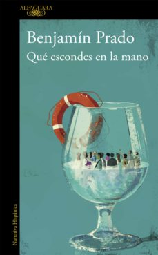 Ebook para descargar cp QUE ESCONDES EN LA MANO (Spanish Edition) 9788420415567 de BENJAMIN PRADO