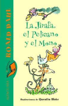 Trailab.it La Jirafa, El Pelicano Y El Mono Image