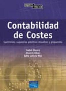 Permacultivo.es Contabilidad De Costes: Cuestiones, Supuestos Practicos Resueltos Y Propuestos Image