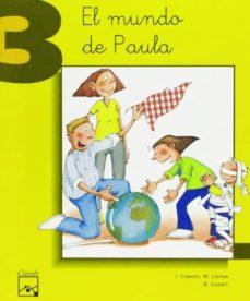 Mrnice.mx El Mundo De Paula (N, T, D): Educacion Infantil Image